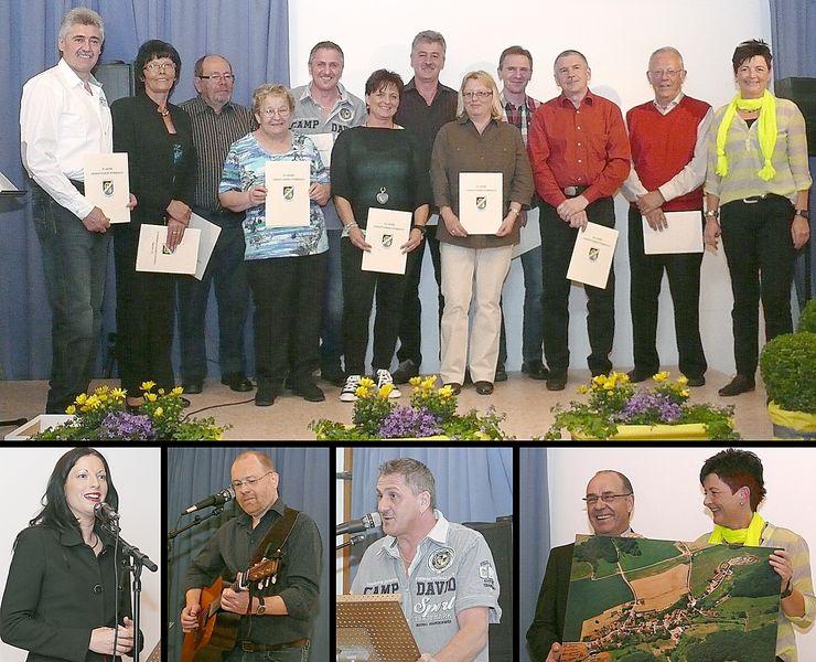 Bilder Jubiläum Weilerbach Aktuell 02.05.13