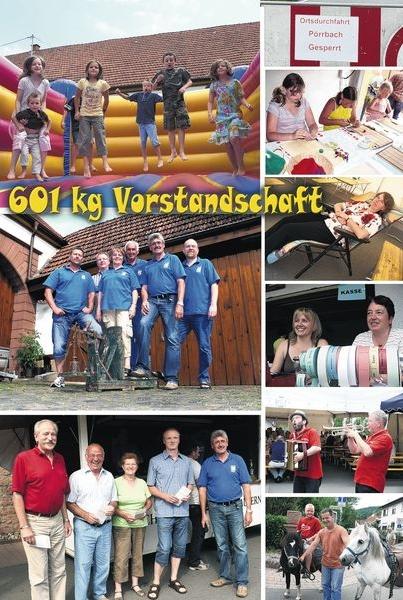 Dorffest 2009 -601kg