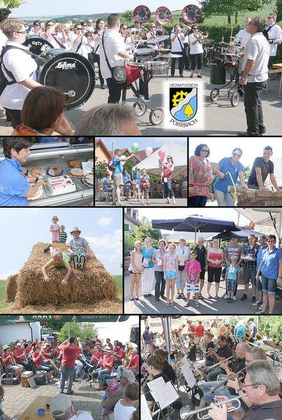 Dorffest 13 - Bilder Weilerbach Aktuell - 28-13 - 11.07.13