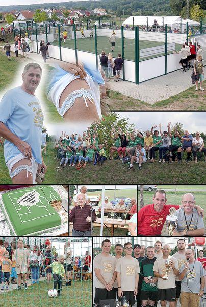 Fußball-Dorfmeisterschaft - Bild - WA - 12.09.13